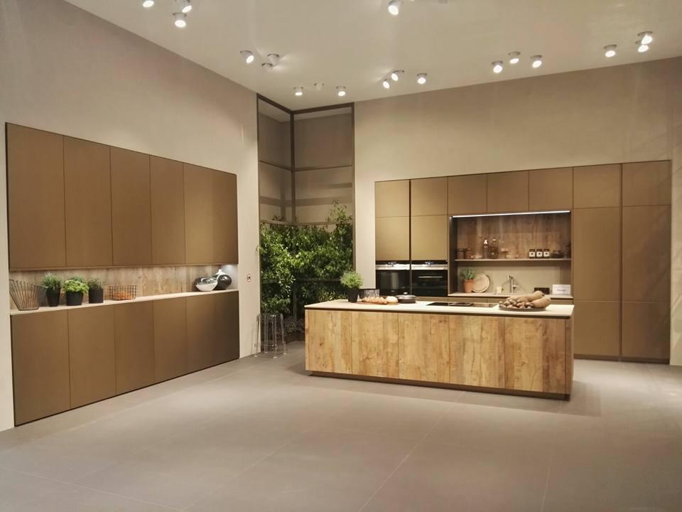 Salone del Mobile 2018 - Eurocucina FTK - Veneta Cucine